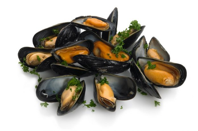 mussels health benefits