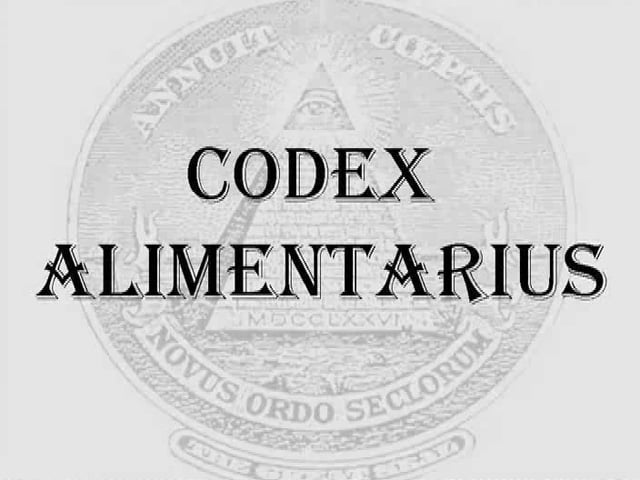 Codex Alimentarius Forum