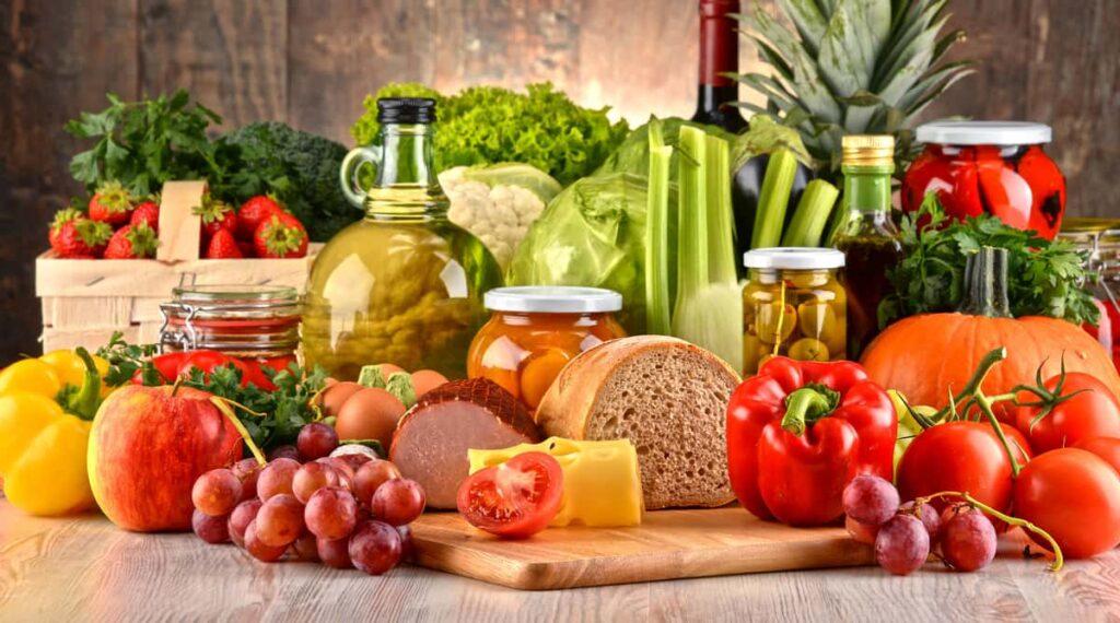 organic foods list