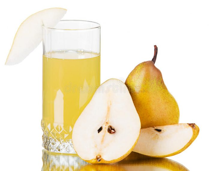 pear juice benefits