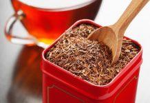 Health benefits of red rooibos tea