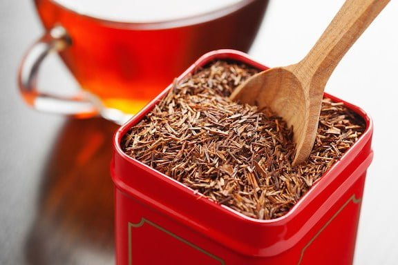Health benefits of red rooibos tea