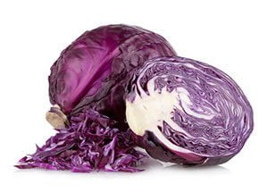 Health benefits of red cabbage