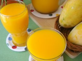 mango juice health benefits