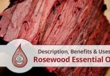 rosewood essential oil benefits home remedy