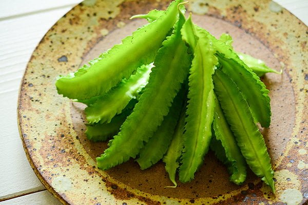 Health benefits of winged beans