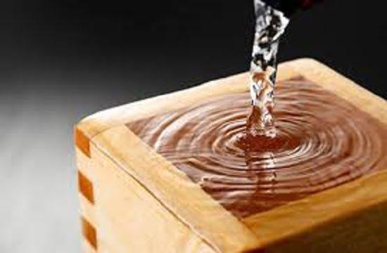 sake benefits skin