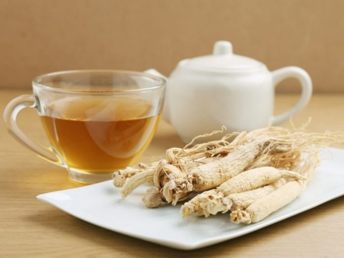 some health benefits of ginseng tea