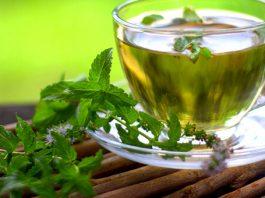 Health benefits of spearmint tea