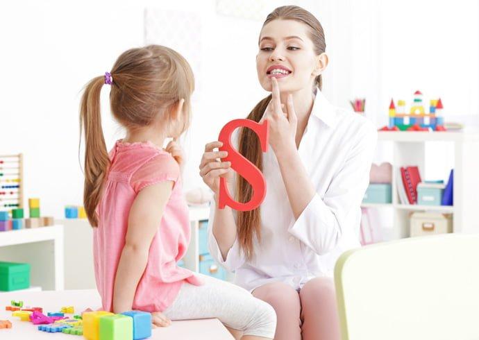 speech disorders in adults