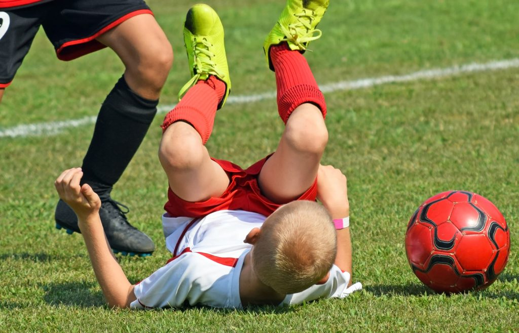 sports injuries articles