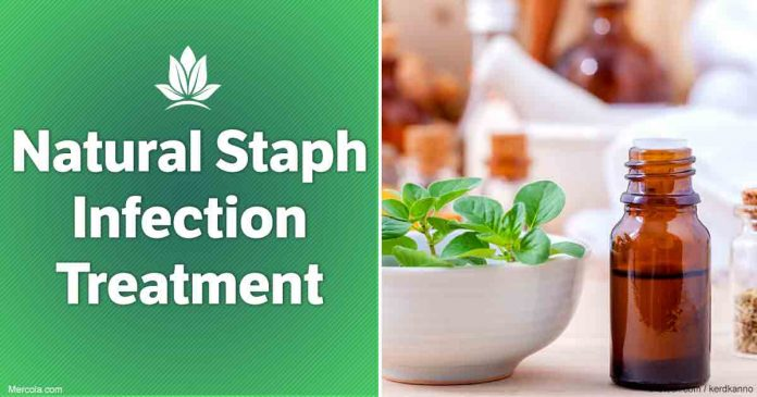 staph infection home remedy