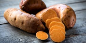 sweet potatoes health benefits