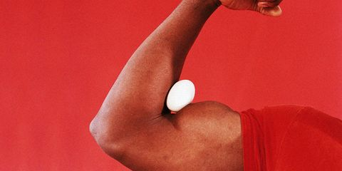 Egg Protein for Building Muscles