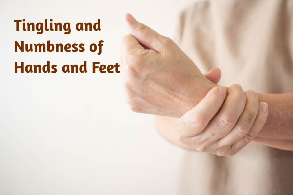 Numbness In Hands And Legs