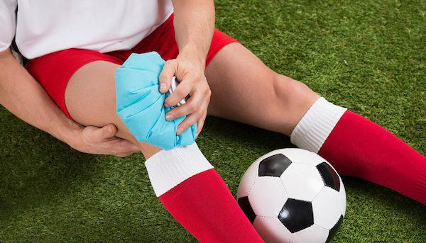 types of sports injuries ppt