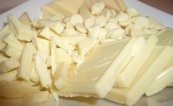Health benefits of white chocolate