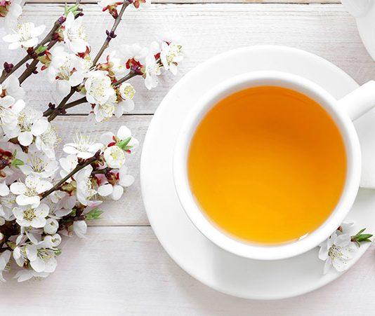 yellow tea benefits