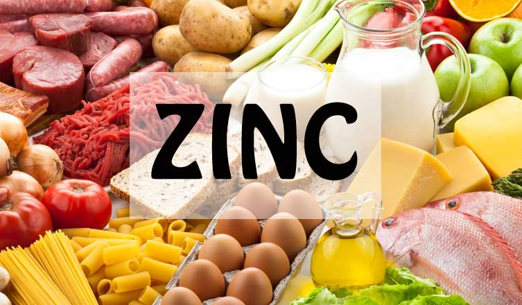 zinc health benefits